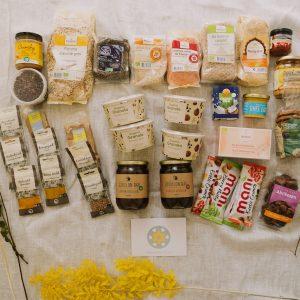 Nutrilicious-Voedzaam kraampakket